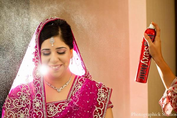 Fabulous Vienna Va Indian Wedding By Photographick Studios Maharani Weddings Hairstyle Inspiration Daily Dogsangcom