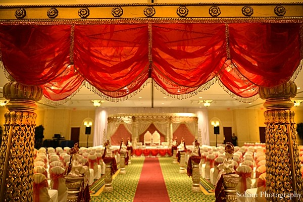 Ceremony in Atlanta, GA Indian Wedding by Soham Photography