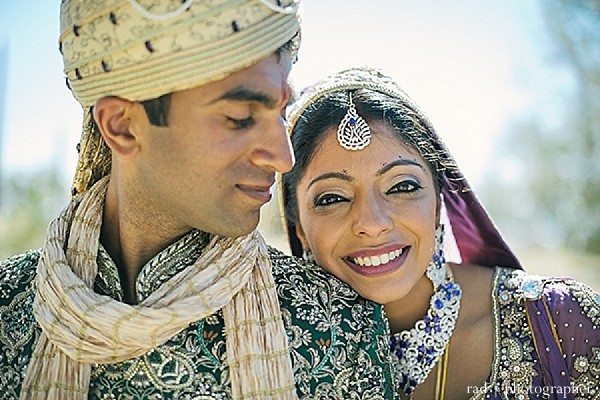 Portraits in Tuscon, AZ Indian Wedding by Rad Photographer