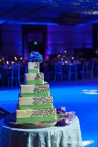 Cakes and treats in Tuscon, AZ Indian Wedding by Rad Photographer
