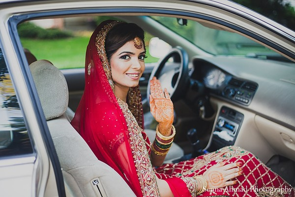Portraits in Hanover, MD Indian Wedding by Senna Ahmad Photography