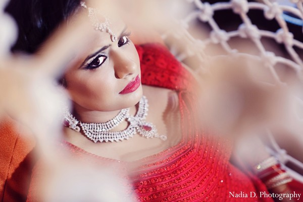 Portraits in Washington, DC Indian Wedding by Nadia D. Photography