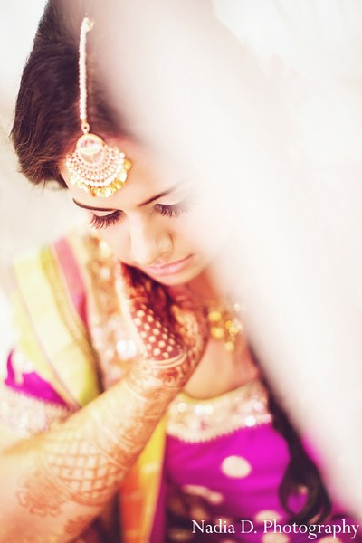Sangeet in Washington, DC Indian Wedding by Nadia D. Photography