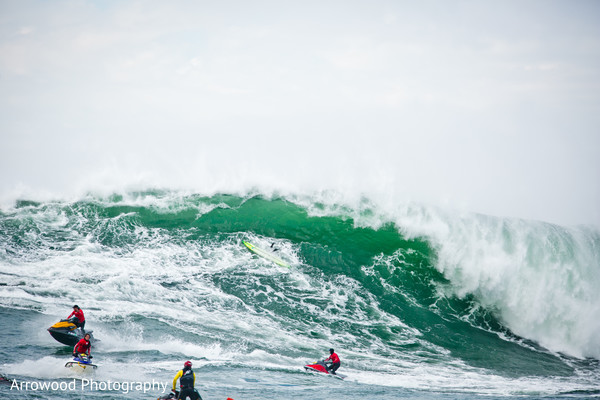 Mavericks in Mavericks Surf Event by Arrowood Photography
