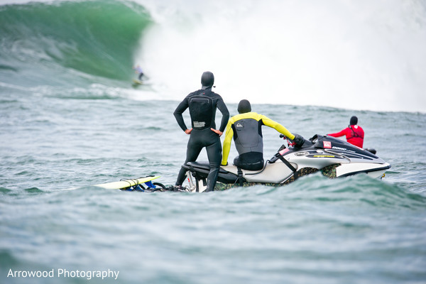 Mavericks Surf Event in Mavericks Surf Event by Arrowood Photography