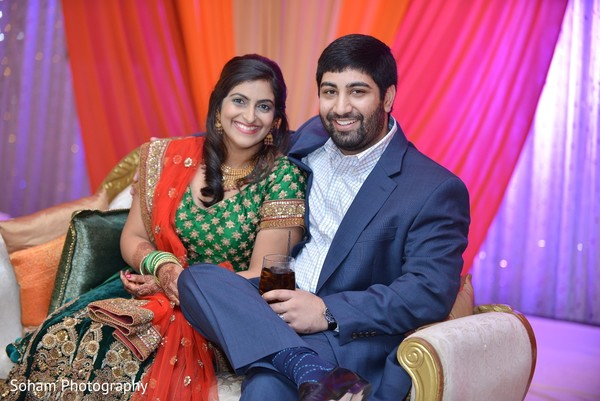 Sangeet in Chattanooga, TN Indian Wedding by Soham Photography