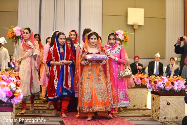 Sikh Wedding Reception Dresses
