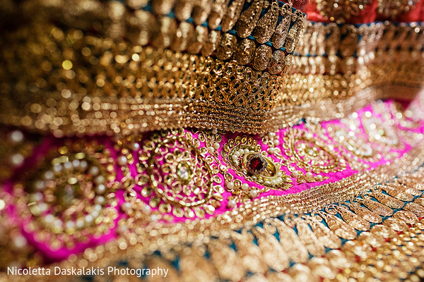 Bridal fashions in Orange County, CA Indian Wedding by Nicoletta Daskalakis Photography