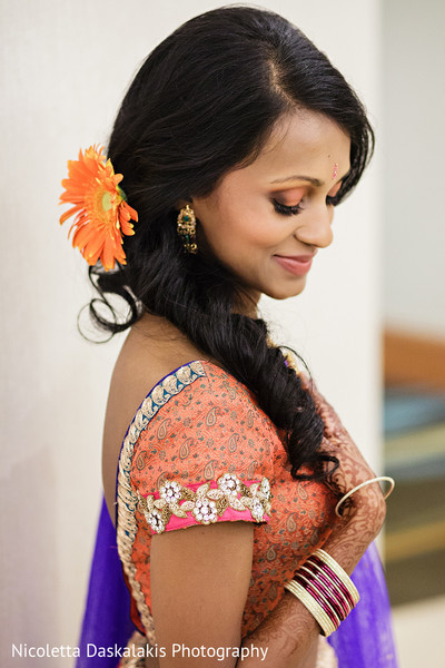 Portraits in Orange County, CA Indian Wedding by Nicoletta Daskalakis Photography