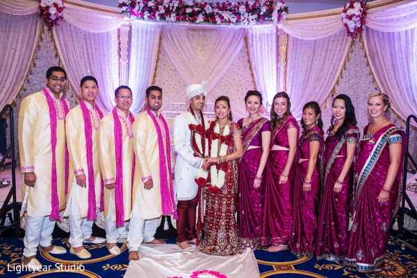 indian fusion wedding,indian fusion wedding ceremony,fusion wedding,fusion wedding ceremony,bridal party,bridesmaids,bridemaids outfit,indian bridesmaids,indian bridal party,bridal party portraits,indian bridal party portraits,bridesmaid sari,bridesmaids sari,bridesmaids saree,bridesmaid saree