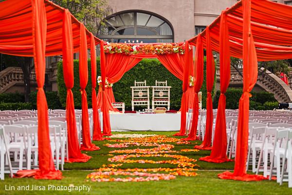 Pasadena Ca Indian Wedding By Lin And Jirsa Photography