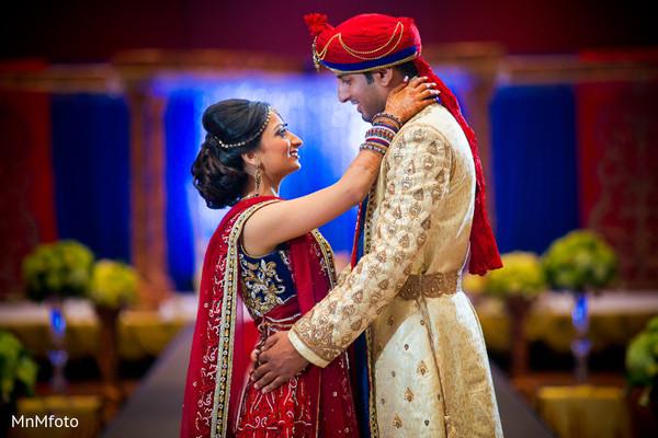 Indian Wedding Portraitsportraits Of Weddingportraits Bride And Groom