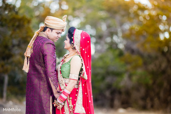 Potraits in Boerne, TX Indian Wedding by MnMfoto