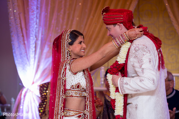 Mehndi Morristown Menu : Ceremony in morristown nj indian fusion wedding by