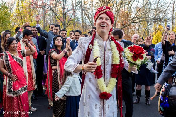Mehndi Morristown Menu : Baraat in morristown nj indian fusion wedding by