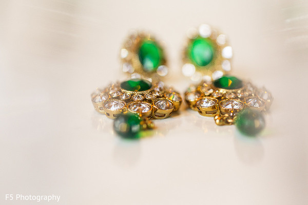 Bridal Jewelry in Hertfordshire‎, England Indian Wedding by F5 Photography