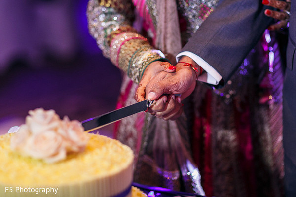 Reception in Hertfordshire‎, England Indian Wedding by F5 Photography