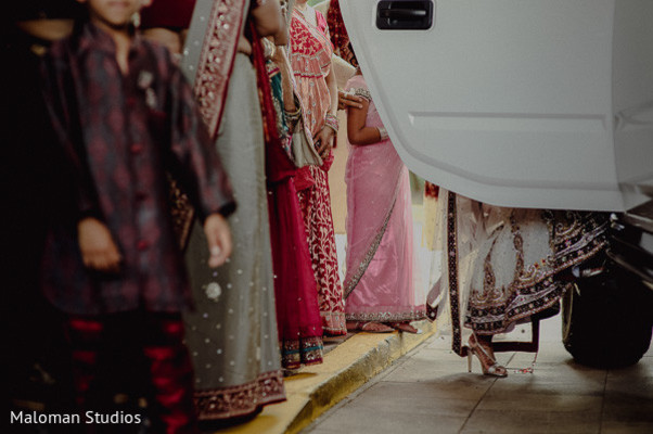 Ceremony in Danbury, CT Indian Wedding by Maloman Studios
