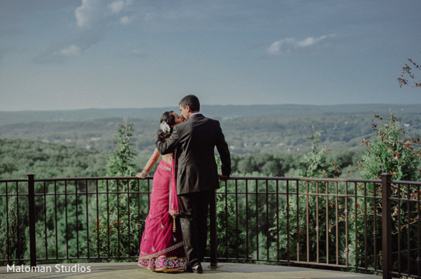 Portraits in Danbury, CT Indian Wedding by Maloman Studios