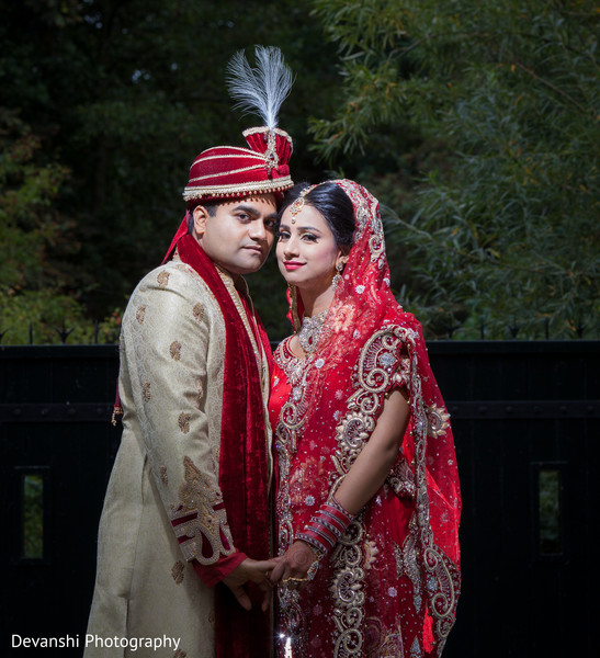 Portraits in Netherlands Indian Wedding by Devanshi Photography