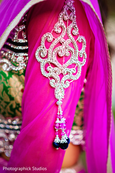 Bridal fashions in Baltimore, MD Indian Wedding by Photographick Studios
