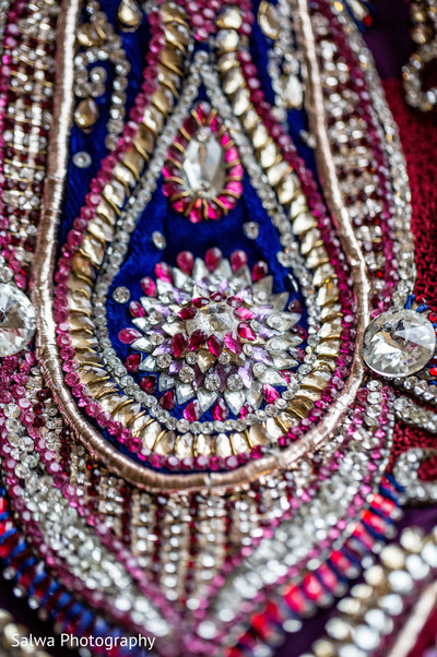 Details in Flushing, NY Indian Wedding by Salwa Photography