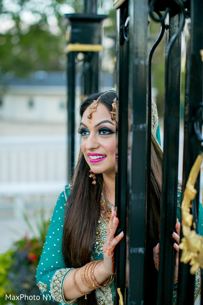 Portraits in Lake George, NY Pakistani Wedding by MaxPhoto NY