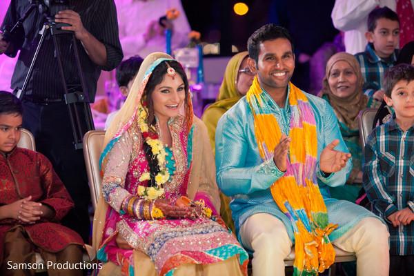 Mehndi Night Ceremony : Mehndi night in anaheim ca pakistani wedding by samson