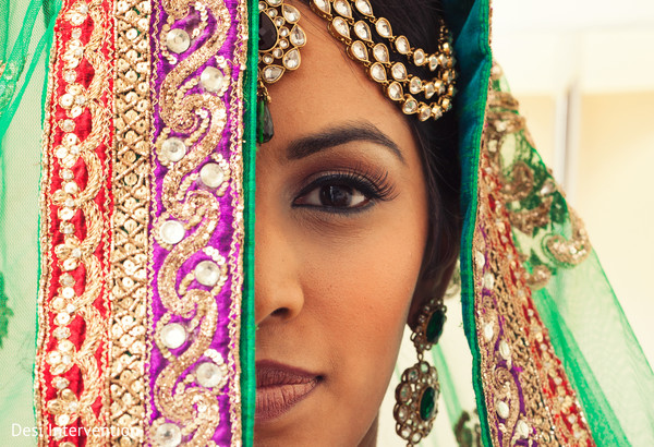 indian bride makeup,indian wedding makeup,portraits of indian wedding,indian bride,indian bridal fashions,indian bride photography