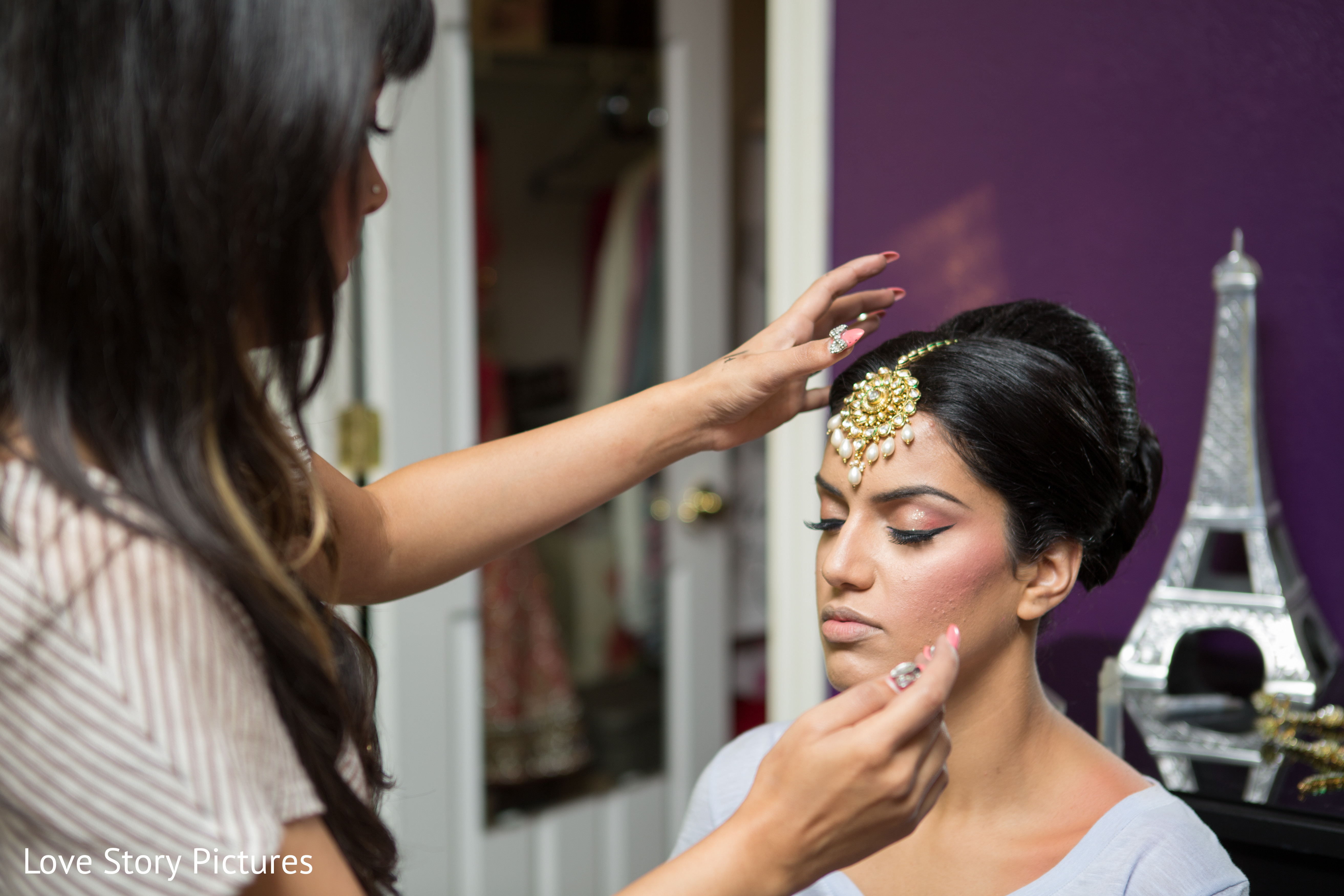 indian bridal makeup artist sacramento ca | saubhaya makeup
