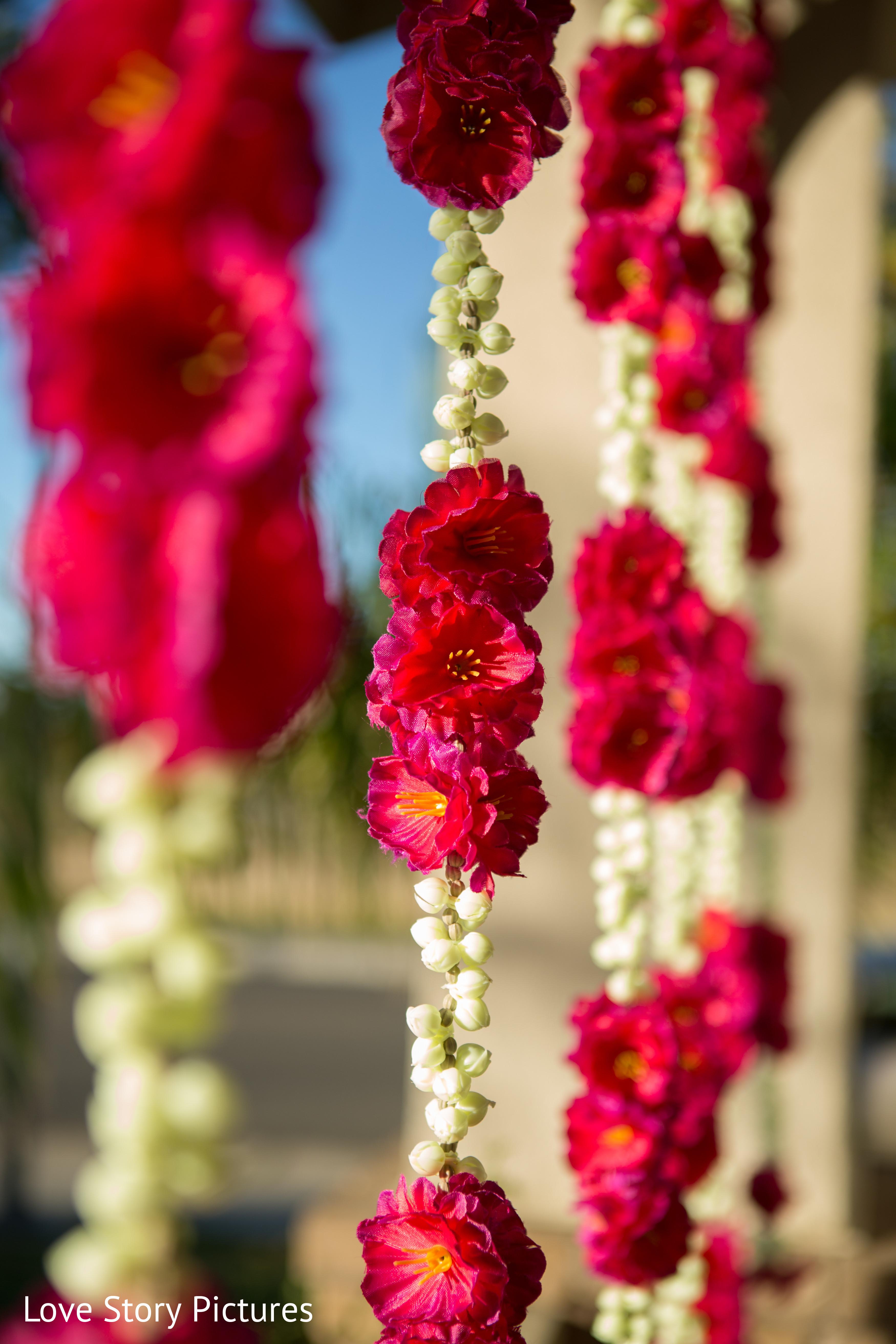 Artificial Flowers Wedding Decoration