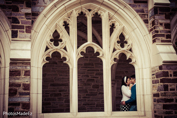 Portraits in Randolph, NJ Indian Engagement by PhotosMadeEz