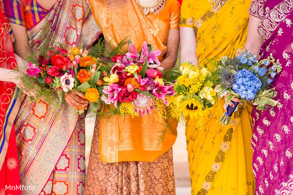 bridal party,bridesmaids,bridemaids outfit,indian bridesmaids,indian bridal party,indian bride,bridesmaid sari,bridesmaids sari,bridesmaids saree,bridesmaid saree,bridal bouquet,indian bridal bouquet,indian floral bouquet,indian bouquet,indian wedding bouquet,wedding bouquet,floral bouquet,floral wedding bouquet