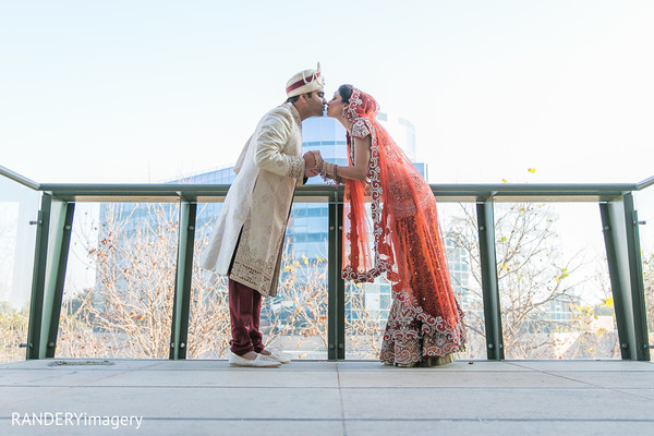 Portraits in Cerritos, CA Indian Wedding by RANDERYimagery