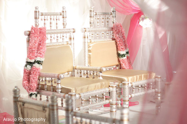 Floral decor in pittsburgh pa indian wedding by araujo for Indian jewelry in schaumburg il