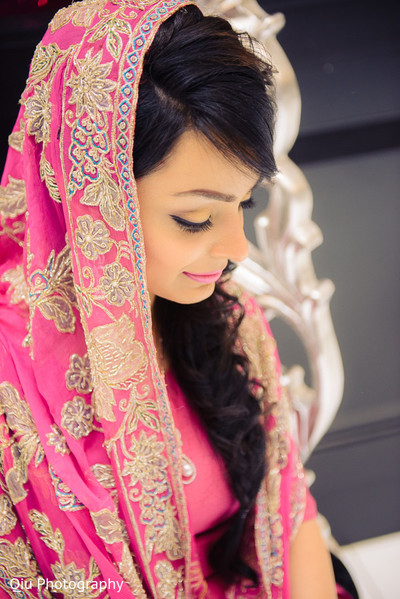 Portraits in Ontario, Canada Pakistani Wedding by Qiu Photography