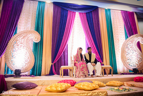 Mehndi Night Decoration Ideas : Mehndi night in ontario canada pakistani wedding by qiu