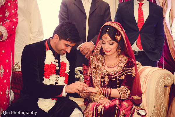 Ontario, Canada Pakistani Wedding by Qiu Photography ...