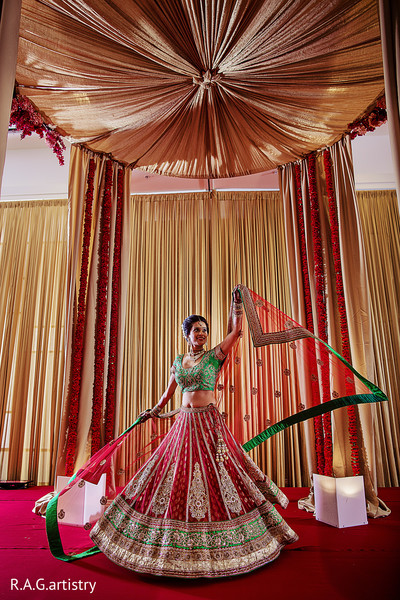 Portraits in Atlanta, GA Indian Wedding by R.A.G. Artistry