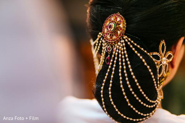 Hair Makeup In Kolkata India Destination Wedding By Anza Foto Film