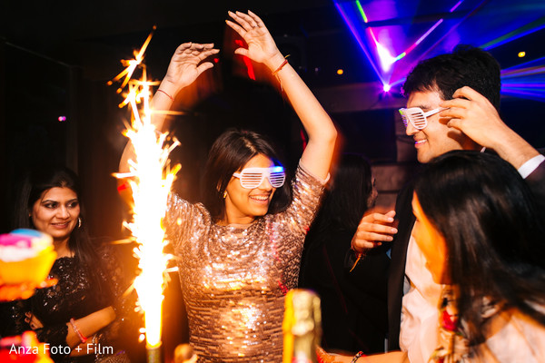 pre-wedding celebrations,pre-wedding festivities,pre-wedding,indian destination wedding,shades,stunna shades,fireworks,dance party