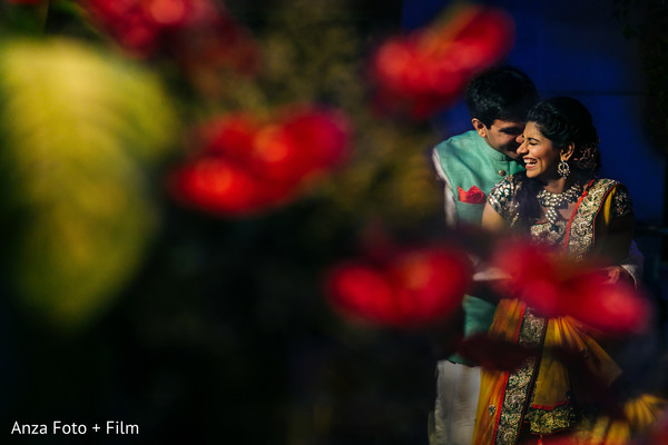 Sangeet in Kolkata, India Destination Wedding by Anza Foto + Film