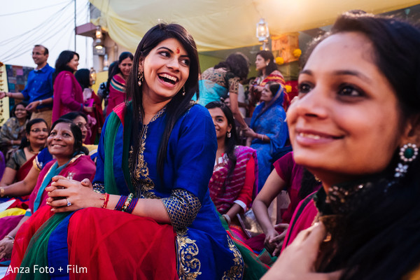 Pre-Wedding Celebrations in Kolkata, India Destination Wedding by Anza Foto + Film