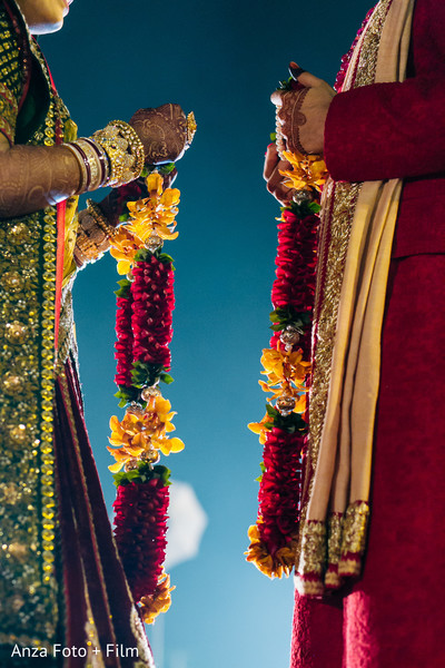 Ceremony in Kolkata, India Destination Wedding by Anza Foto + Film