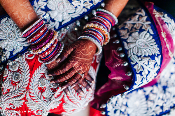 Bridal Jewelry in Kolkata, India Destination Wedding by Anza Foto + Film