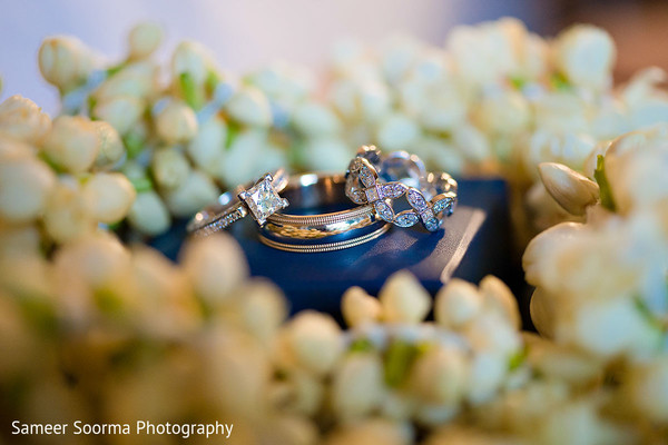 Bridal Jewelry in Phoenix, Arizona Indian Wedding by Sameer Soorma Photography