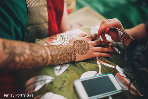 Mehndi Night in Ontario, Canada Sikh Wedding by Henley Portraiture