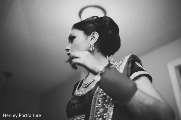 Getting Ready in Ontario, Canada Sikh Wedding by Henley Portraiture