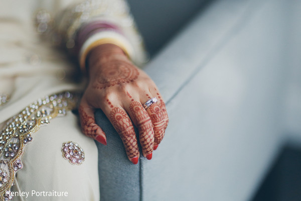 Mehndi Designs in Ontario, Canada Sikh Wedding by Henley Portraiture