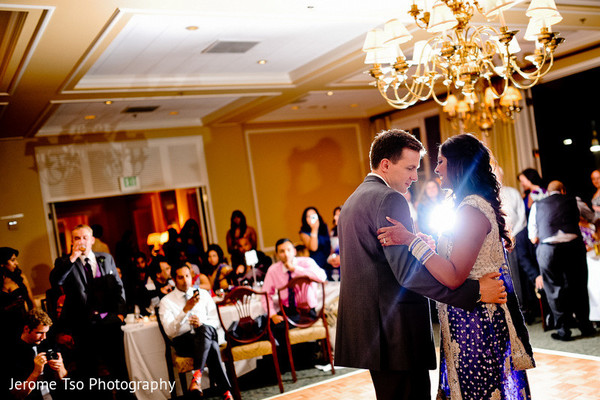 first dance,Reception photography,Indian bride and groom reception,Indian reception pictures,Indian reception photography,Indian bride and groom reception photography,reception photos,fusion wedding